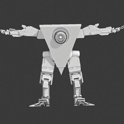 TriHed // Robotic Rigging Breakdown