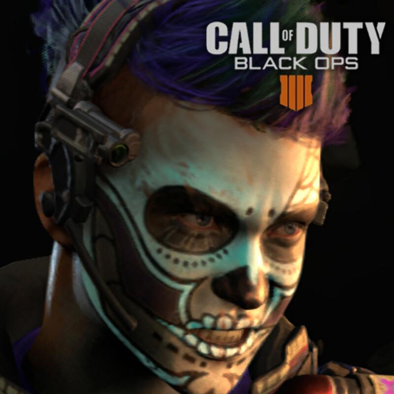 Battery Muertos Skins - Call of Duty: Black Ops 4