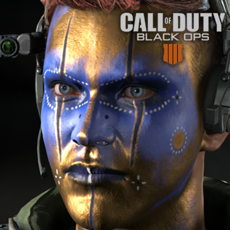 Warpaints - Call of Duty: Black Ops 4