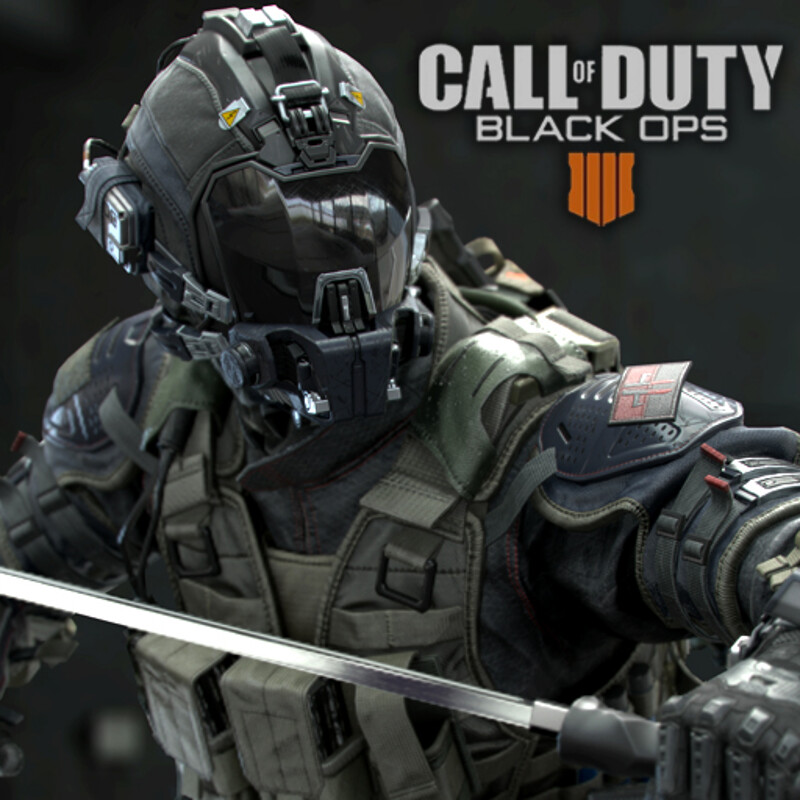 Spectre - Call of Duty: Black Ops 4