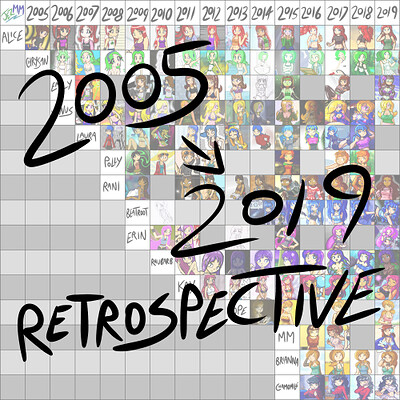 Jeremy shaw 2005 to 2019 retrospective artstation thumbnail