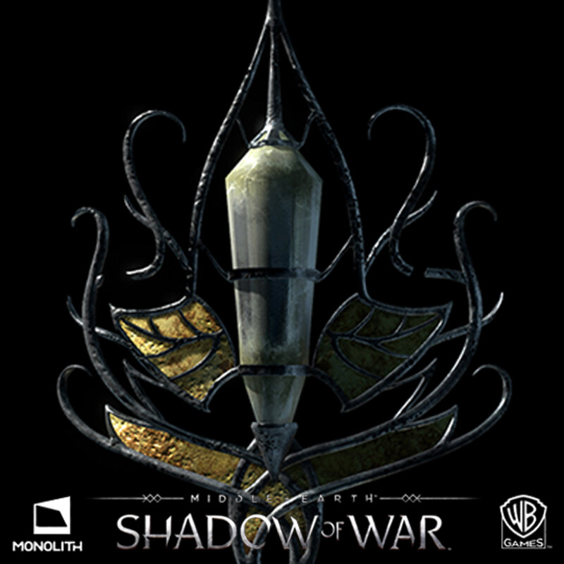 Middle Earth: Shadow of War - Artifact: Elven Necklace