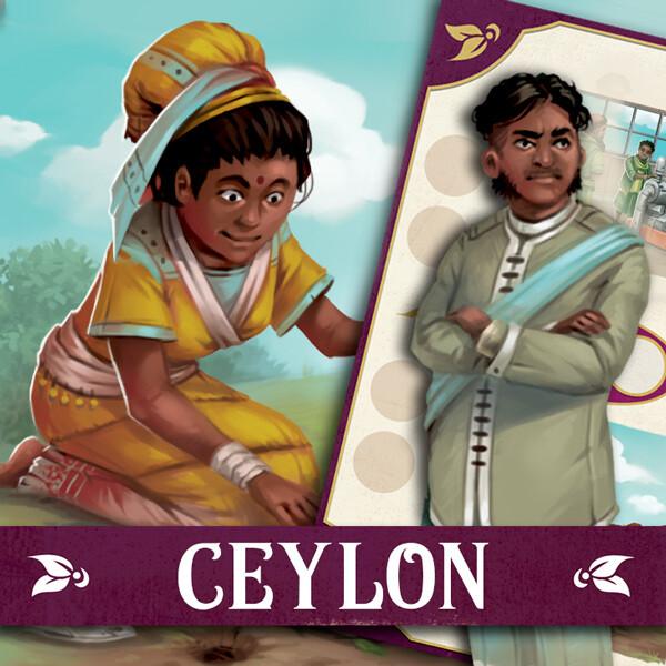 Ceylon - Card Art
