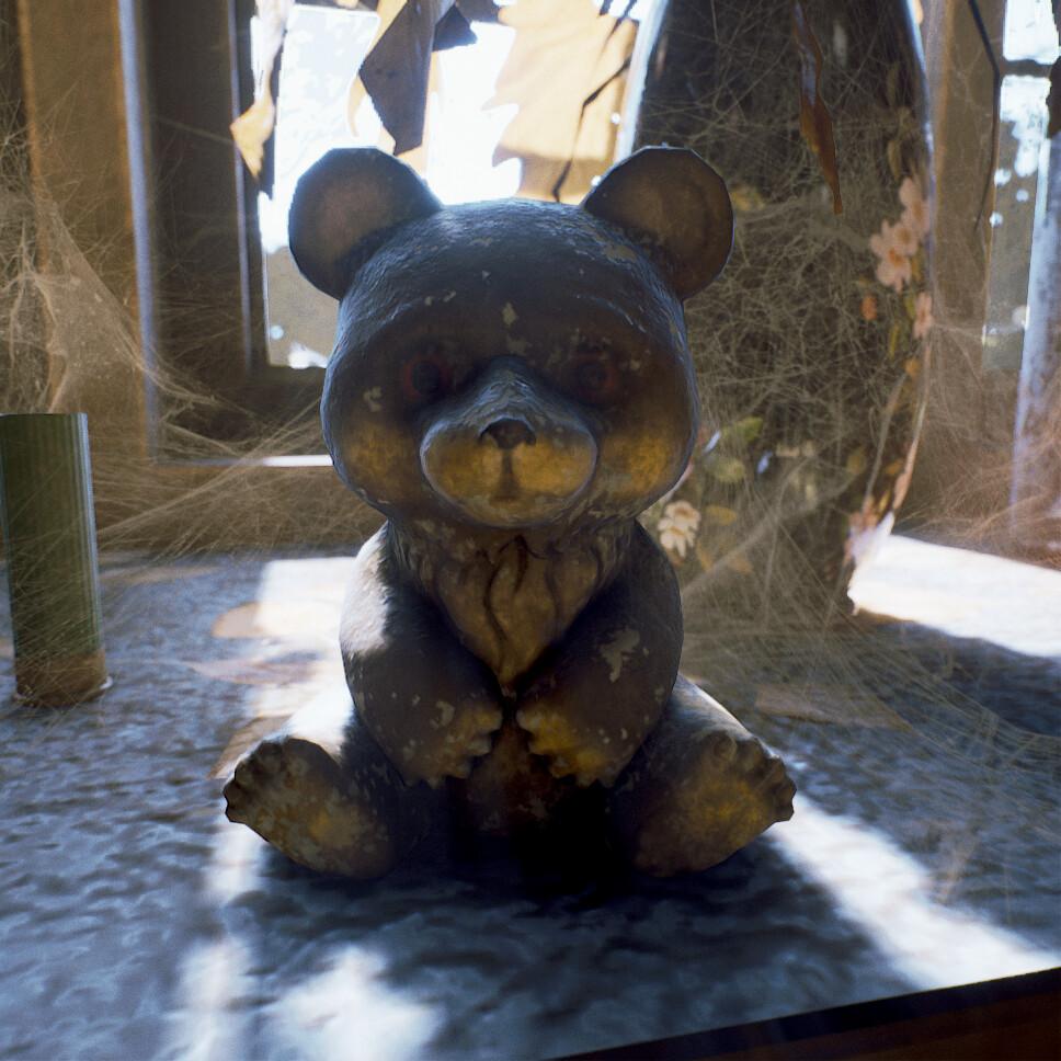 Ornaments & cobwebs - game assets