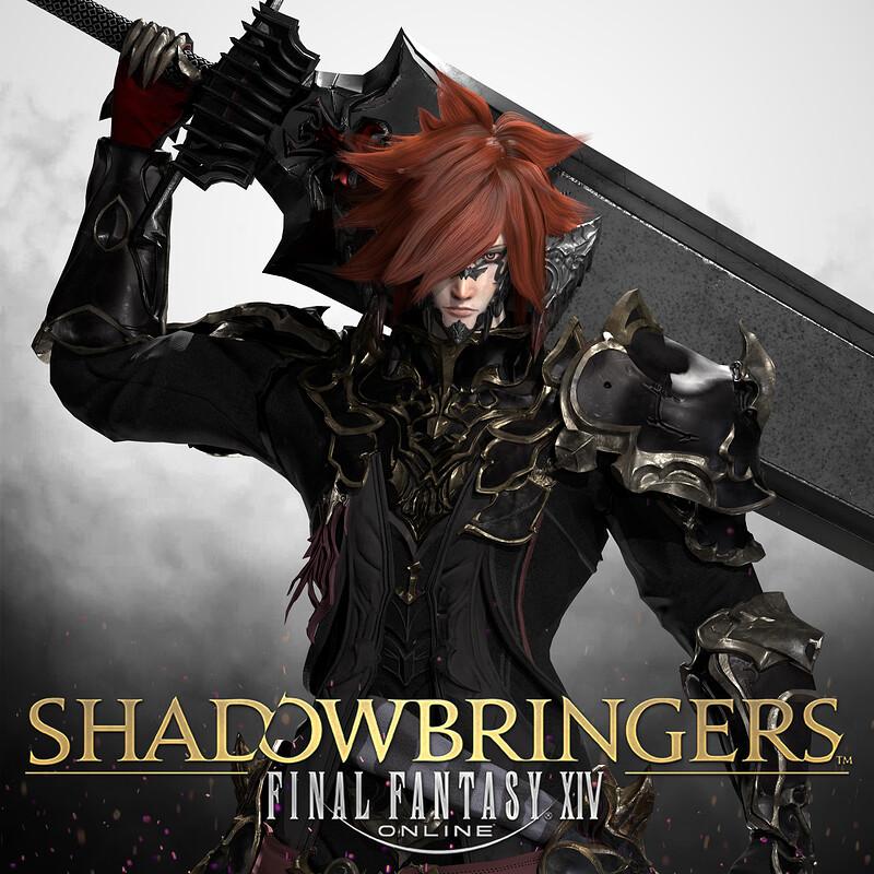 Dark Knight - Final Fantasy XIV : Shadowbringers