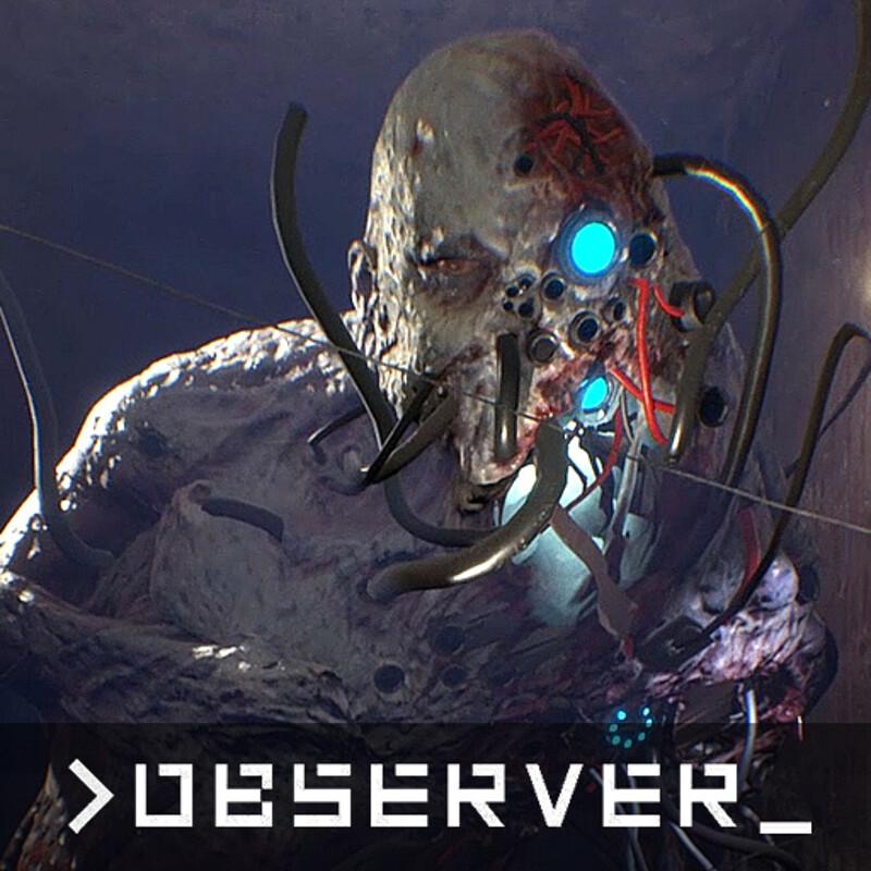 >Observer_ | Pre-Ending Cinematic