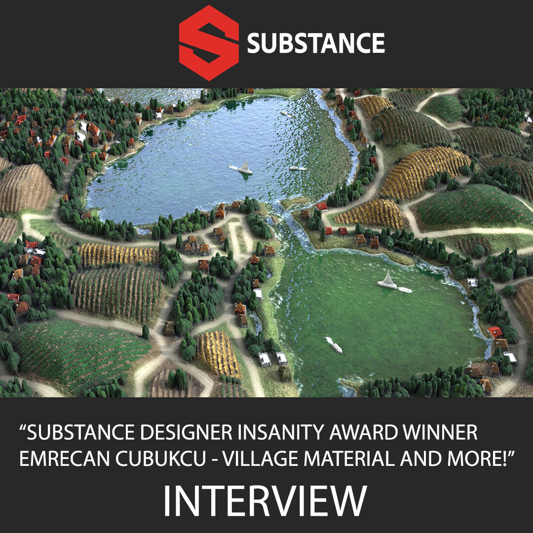 Substance3D Interview