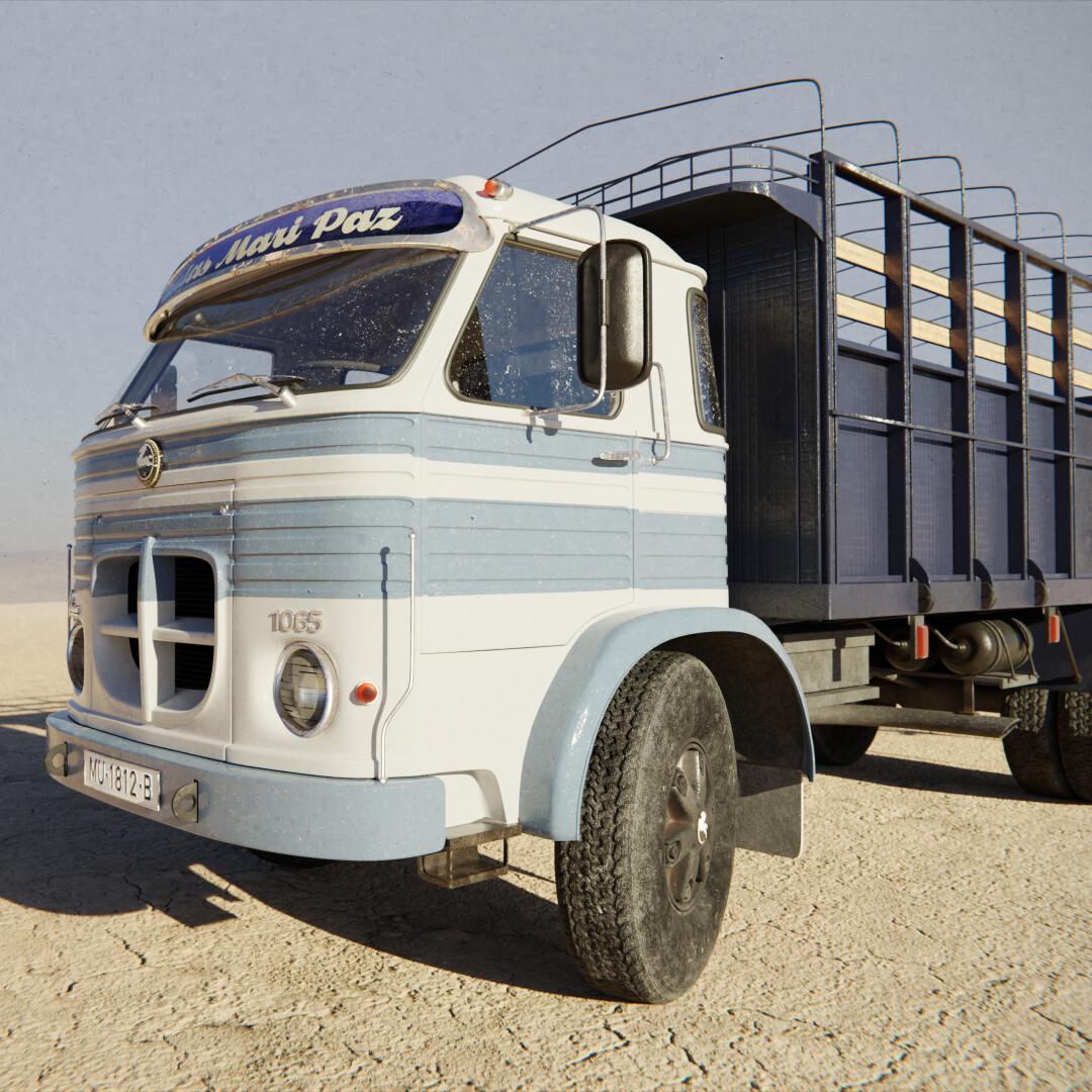 Pegaso 1065 truck