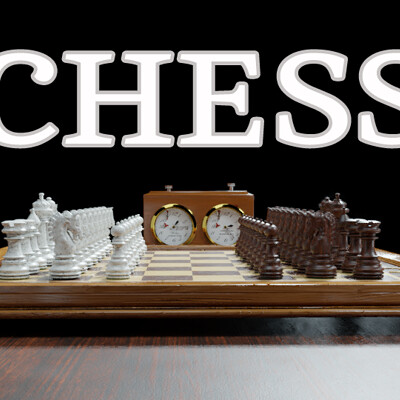 Michael klee chess cover by micheal klee