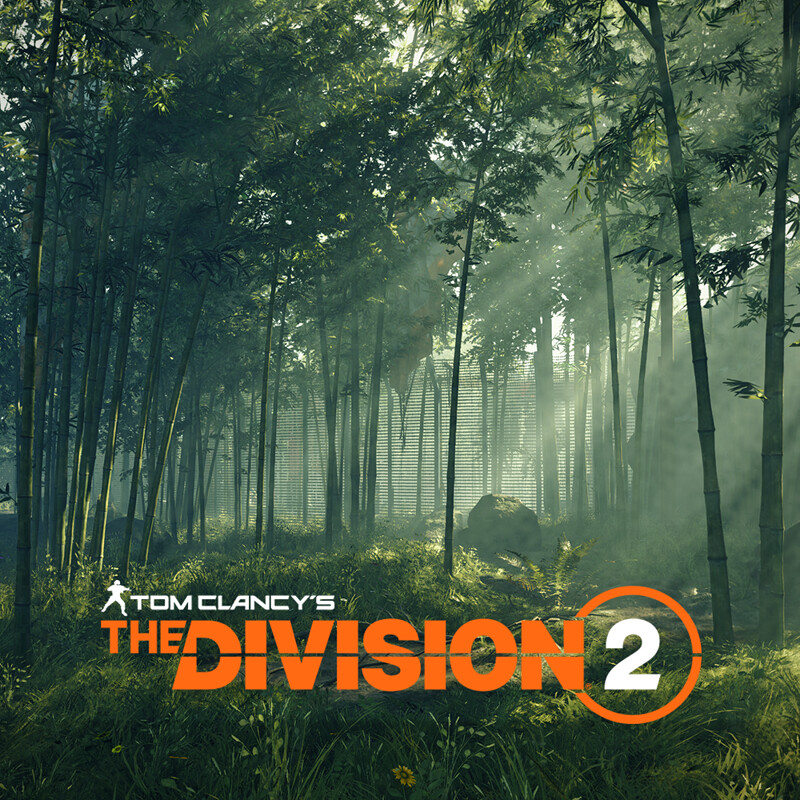 Bamboo Forest - Manning National Zoo - Tom Clancy's The Division 2