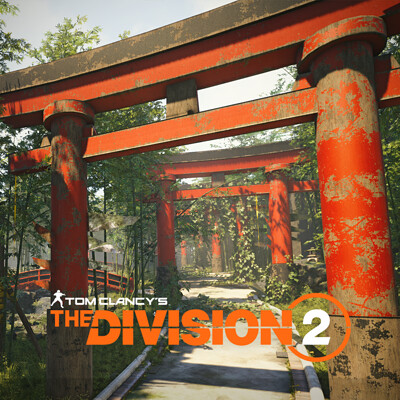 Japan Area - Manning National Zoo - Tom Clancy's The Division 2