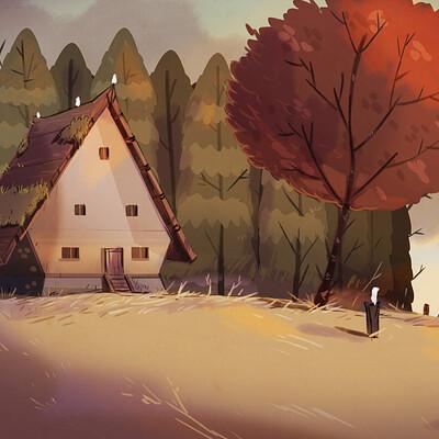 Pablo broseta pablo broseta casa exterior sketch color