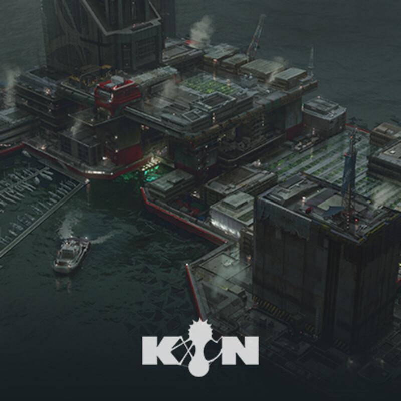 KIN - The Raft | ラフト