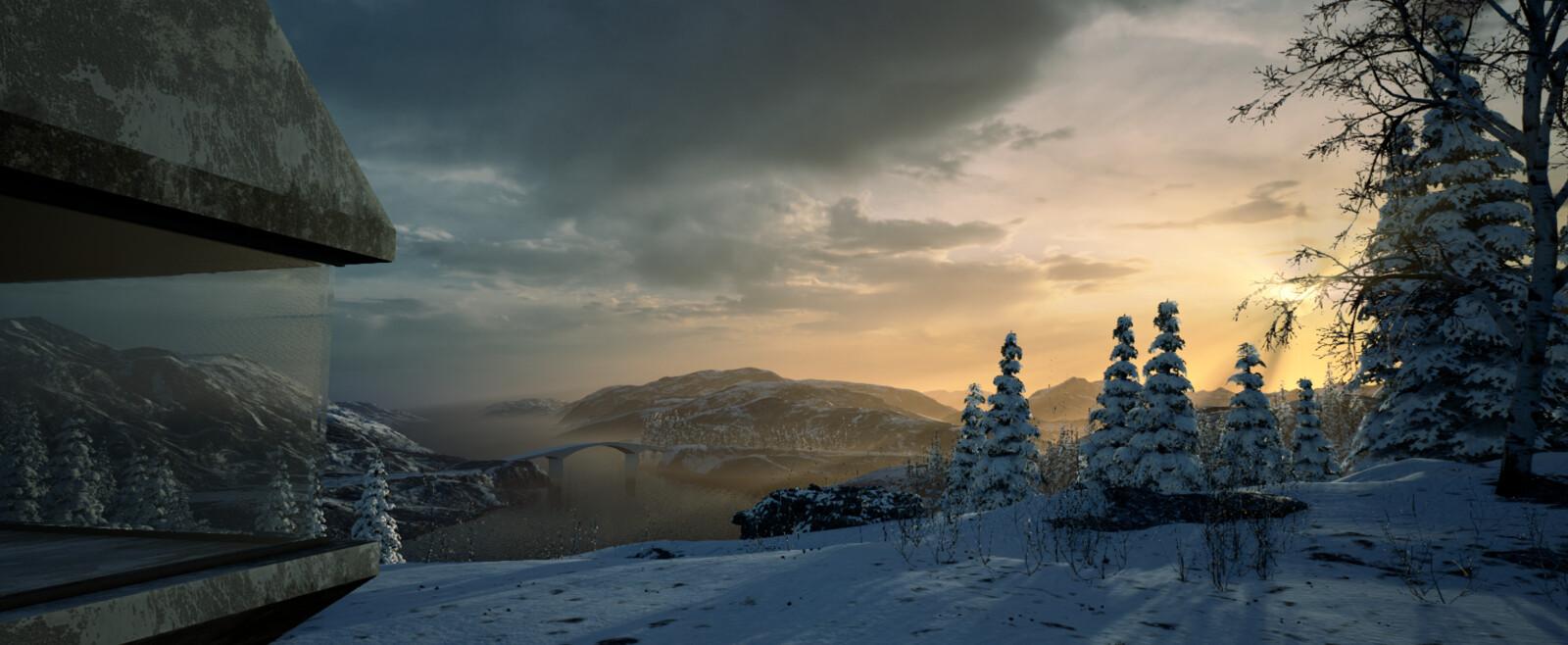 Winter - WIP