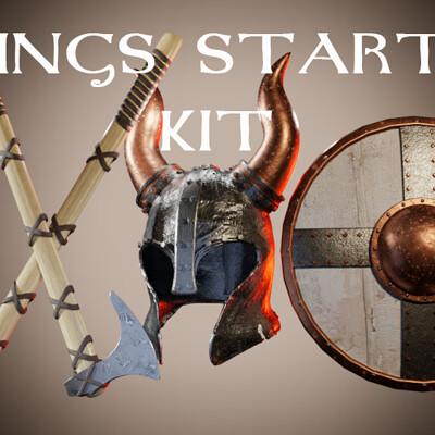 Michael klee vikings starter kit by michael klee