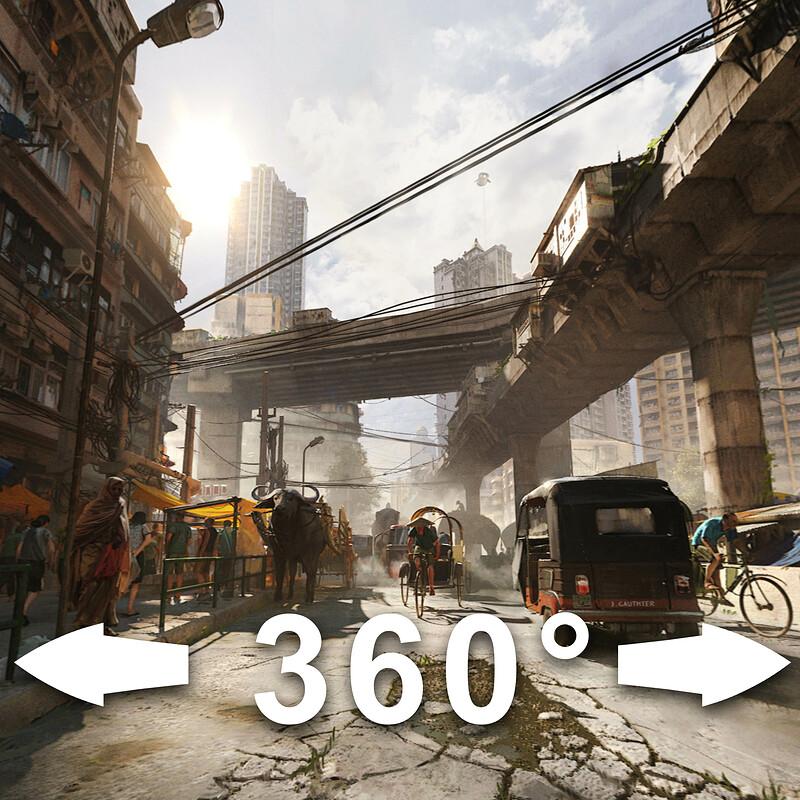 BANGKOKXXIII - 360 Street