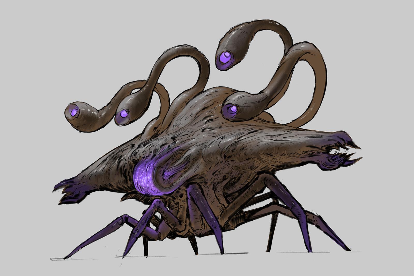Project Origin - Creatures