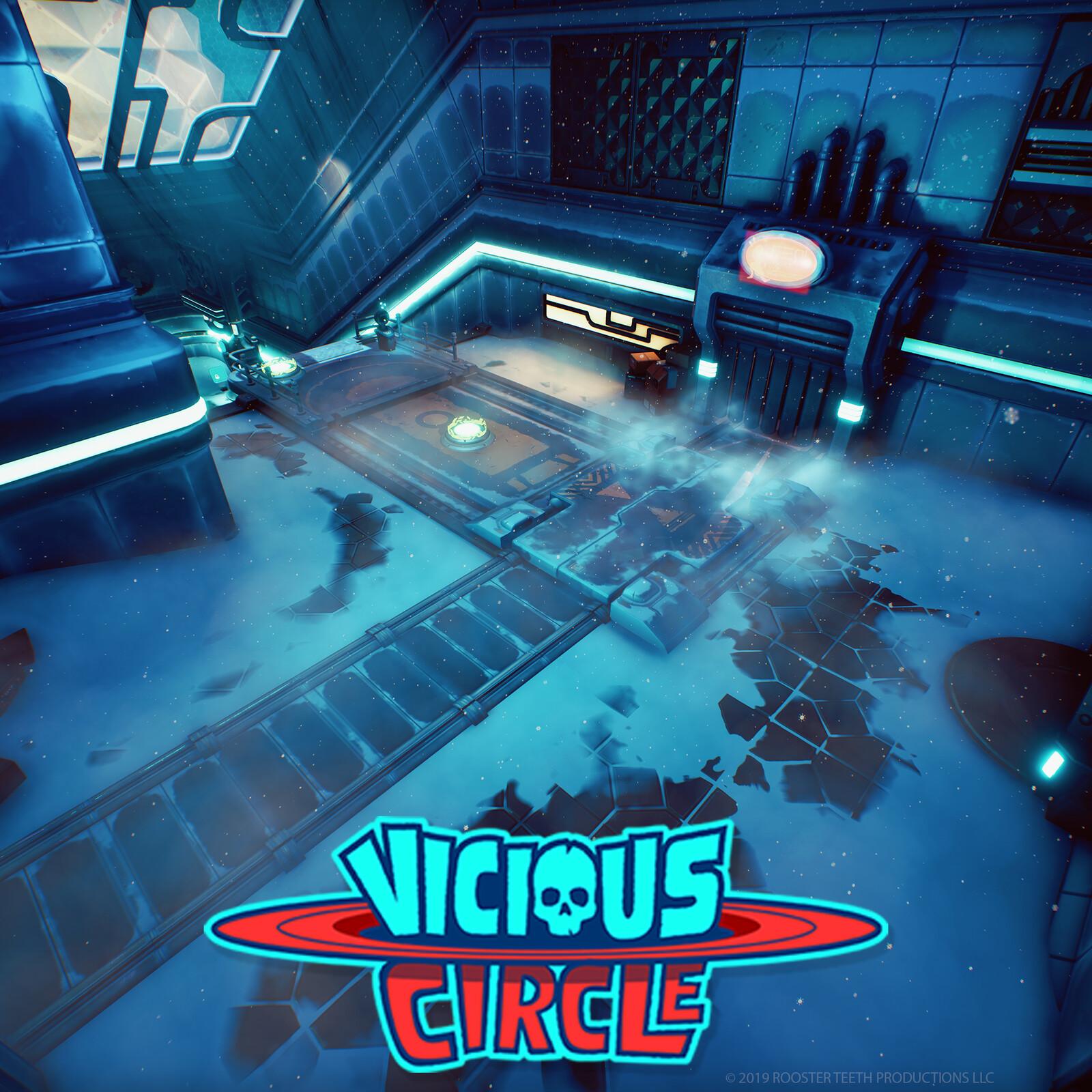 Vicious Circle - Deep Freeze