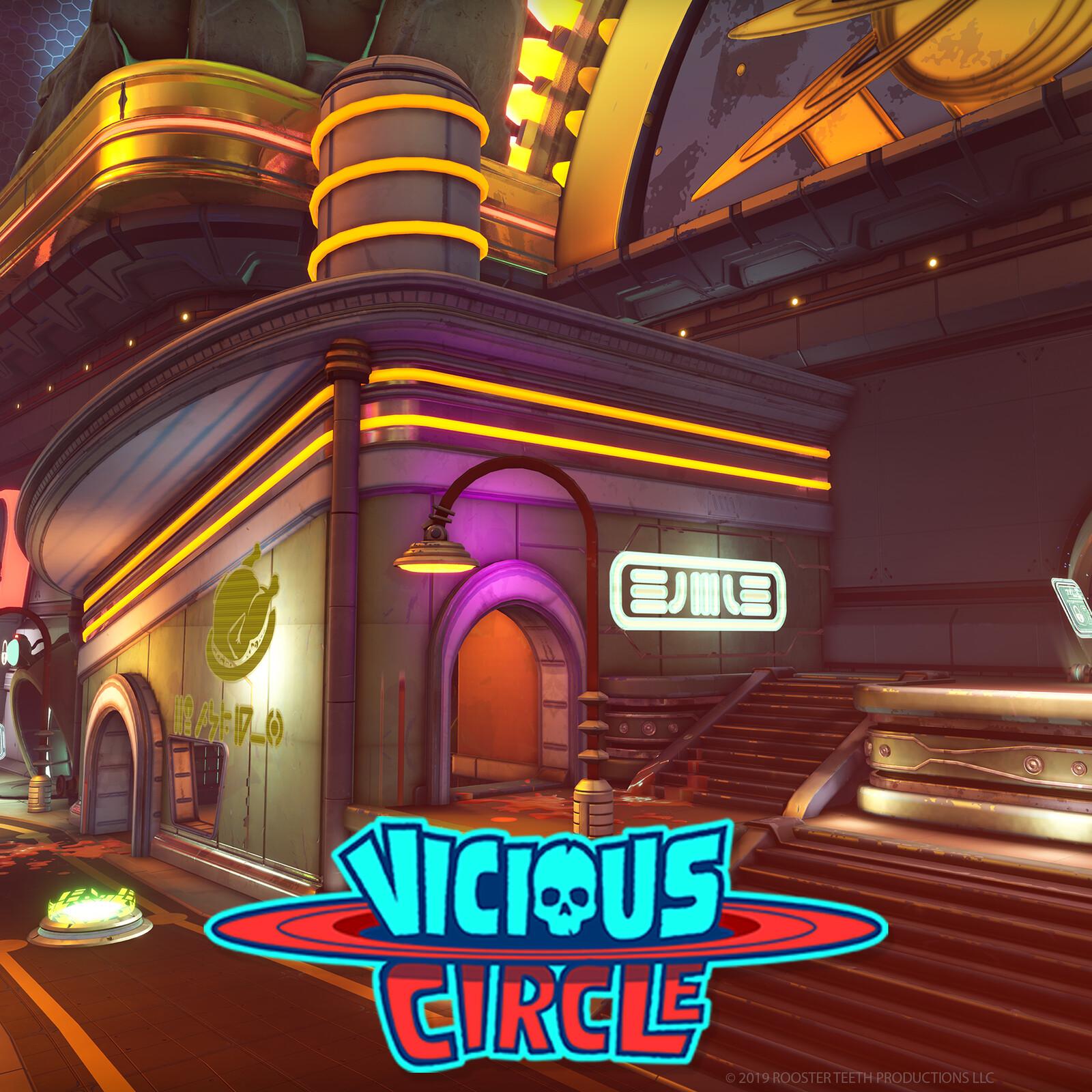 Vicious Circle - Biggie's Kitchen