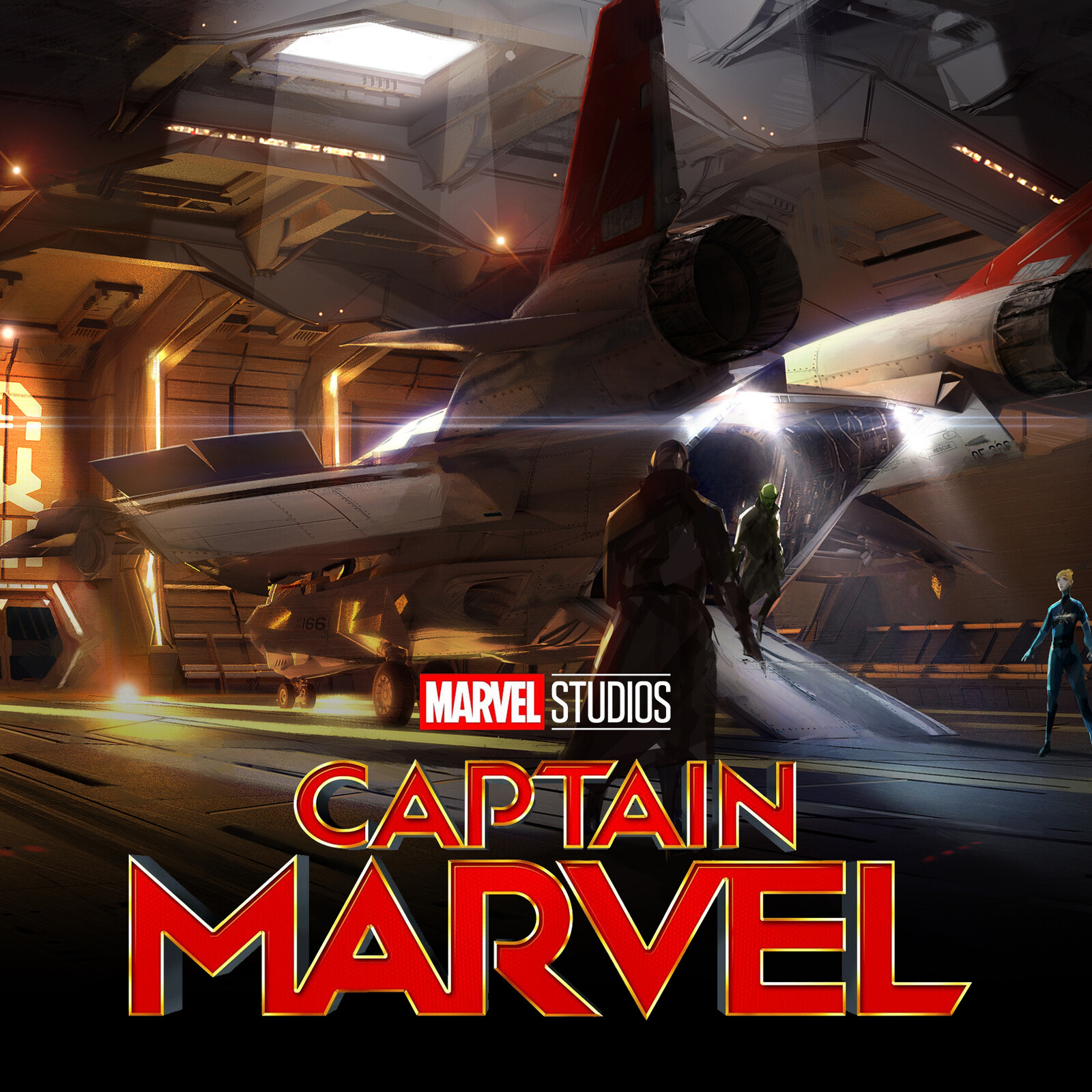 CAPTAIN MARVEL: Mar Vell's Cruiser Interior