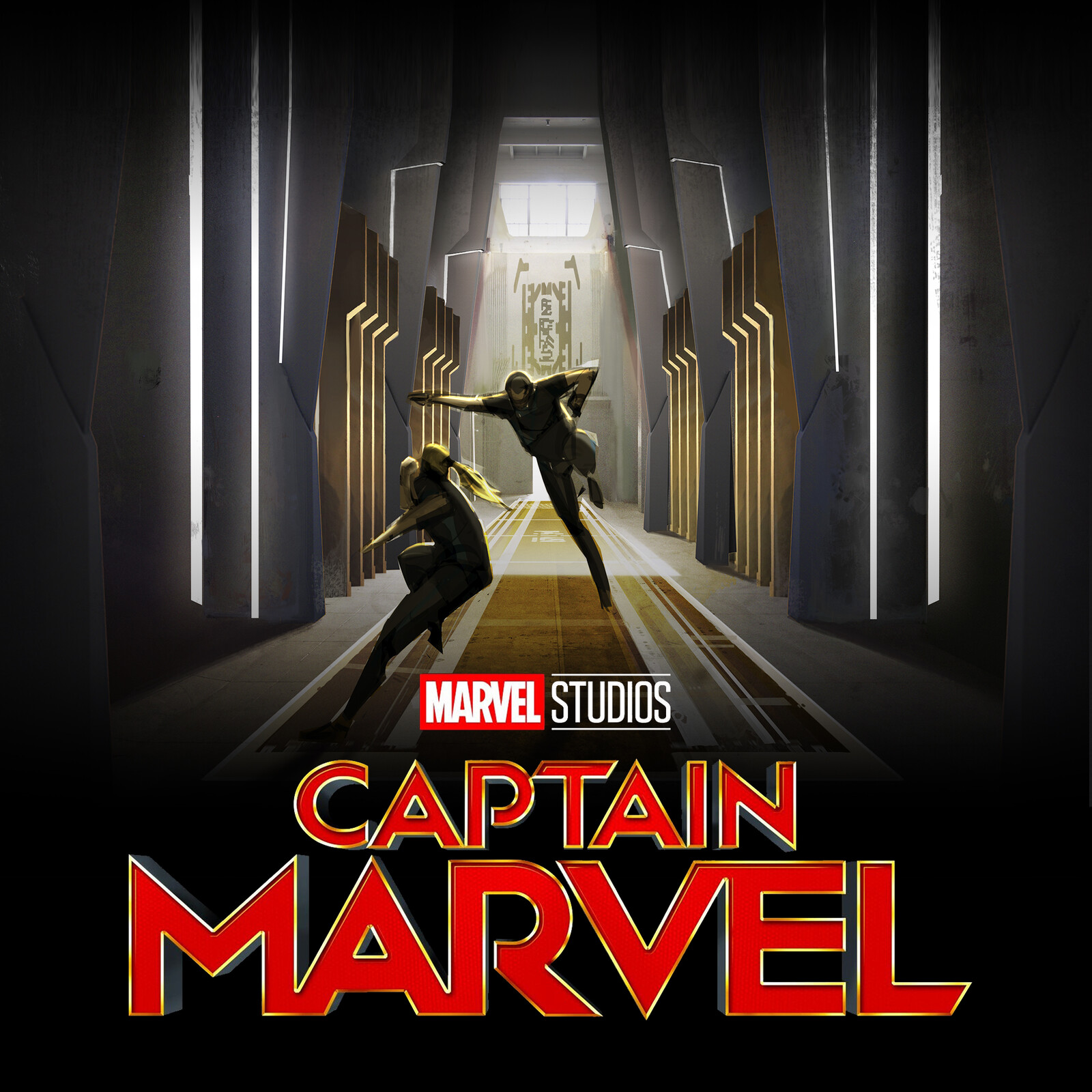CAPTAIN MARVEL: Hala City Locations