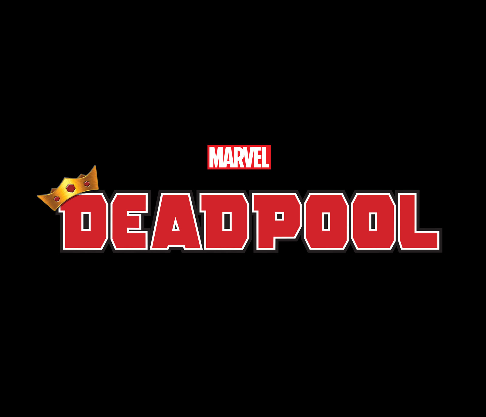 New Marvel Deadpool Series Logo Update