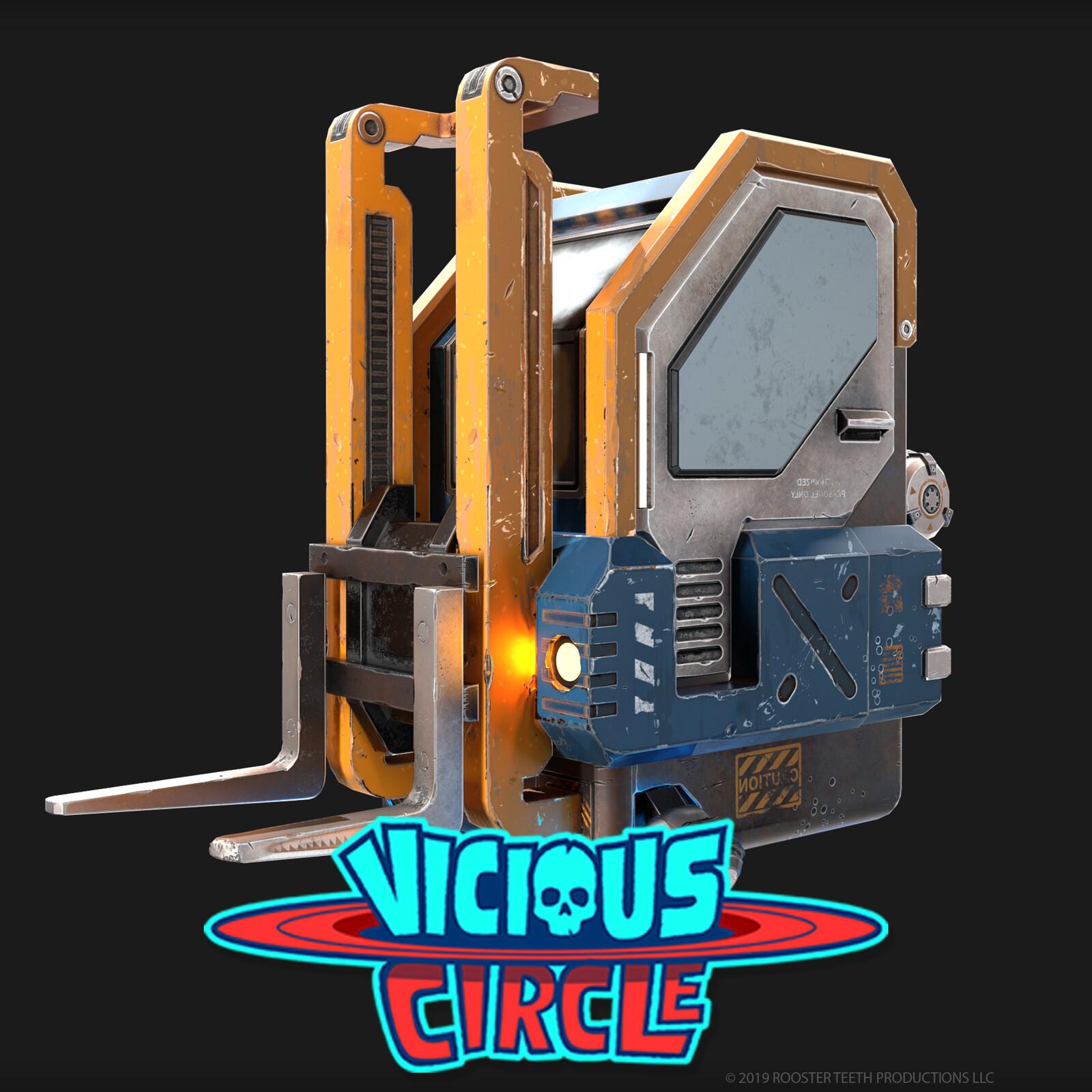 Vicious Circle - Forklift