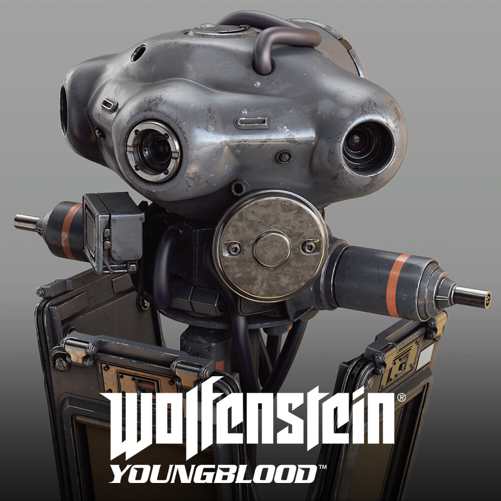 Wolfenstein: Youngblood _ Security_Pole_MK
