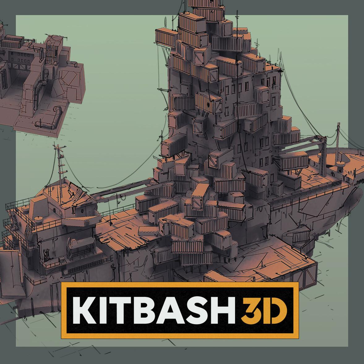 KB3D Wasteland