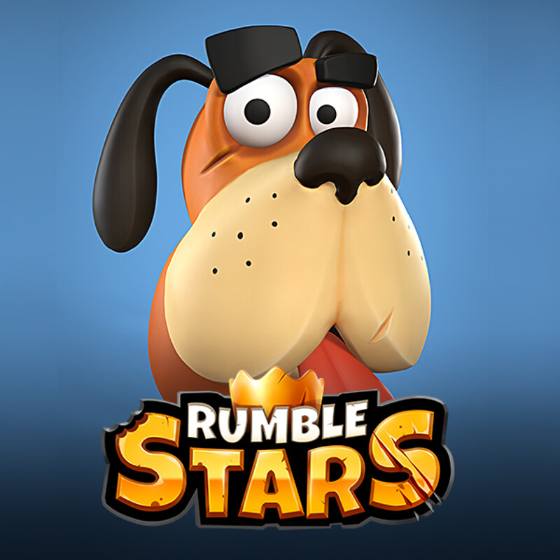 Rumble Stars - Dog