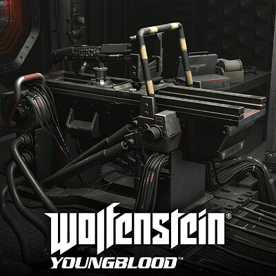 Wolfenstein Youngblood: Props