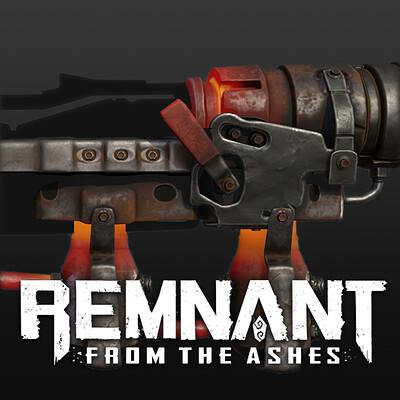 Ryan sylke remnant beam rifle mod thumbnail