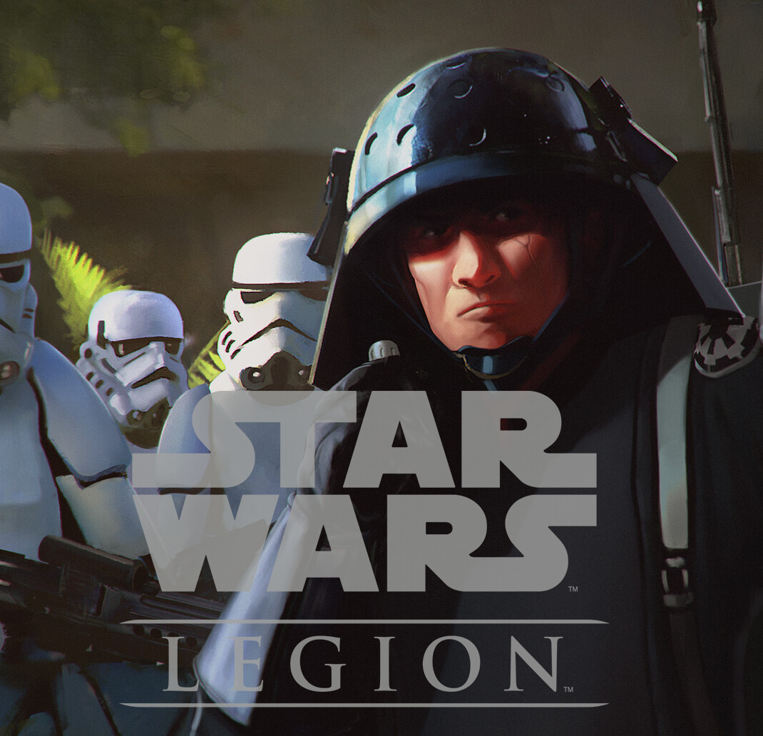 Imperial Specialist - Star wars legion Expansion