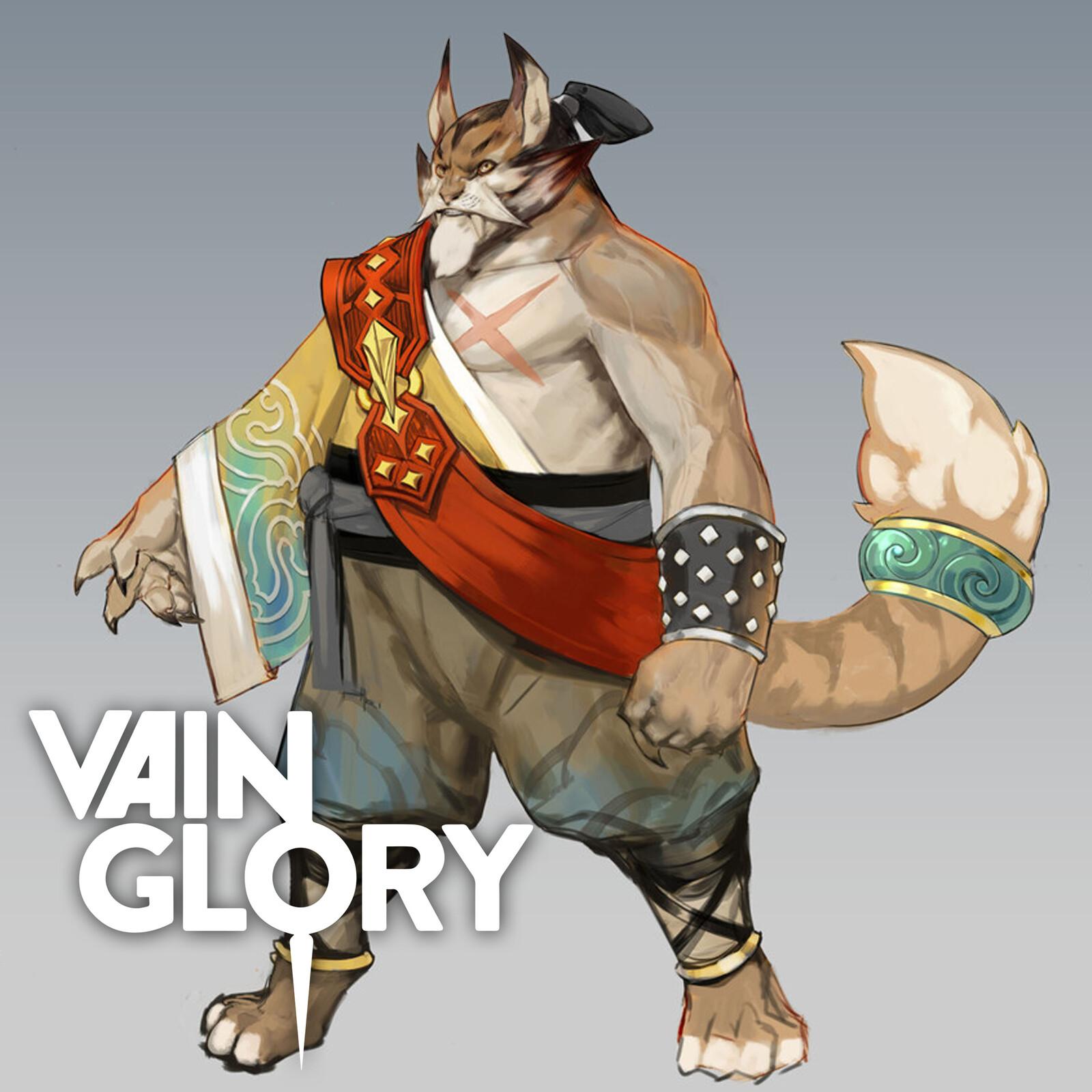 San Feng - Vainglory Hero