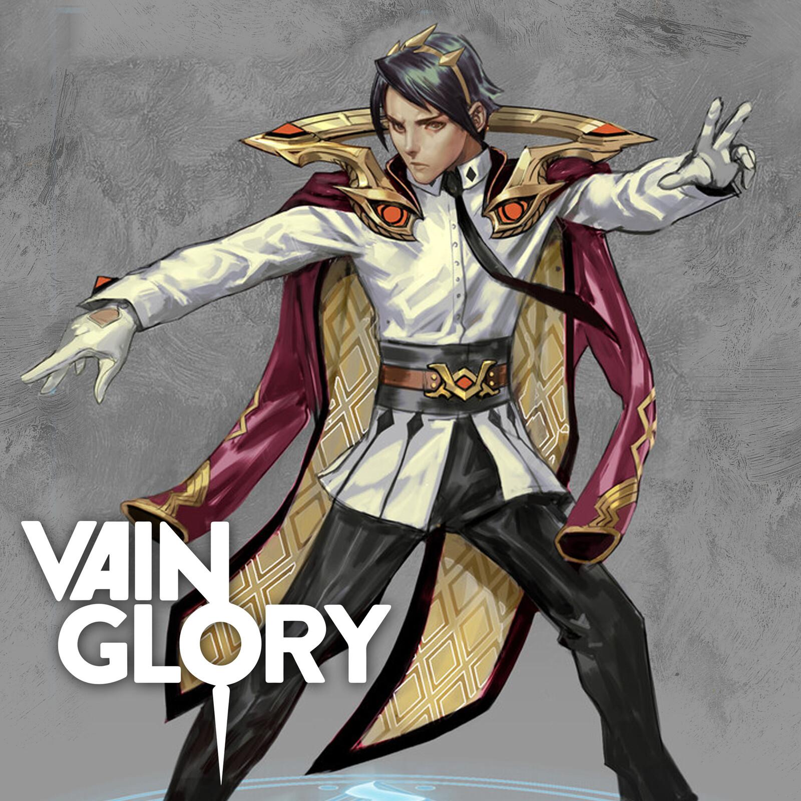 Magnus - The Arcane Prince -Vainglory