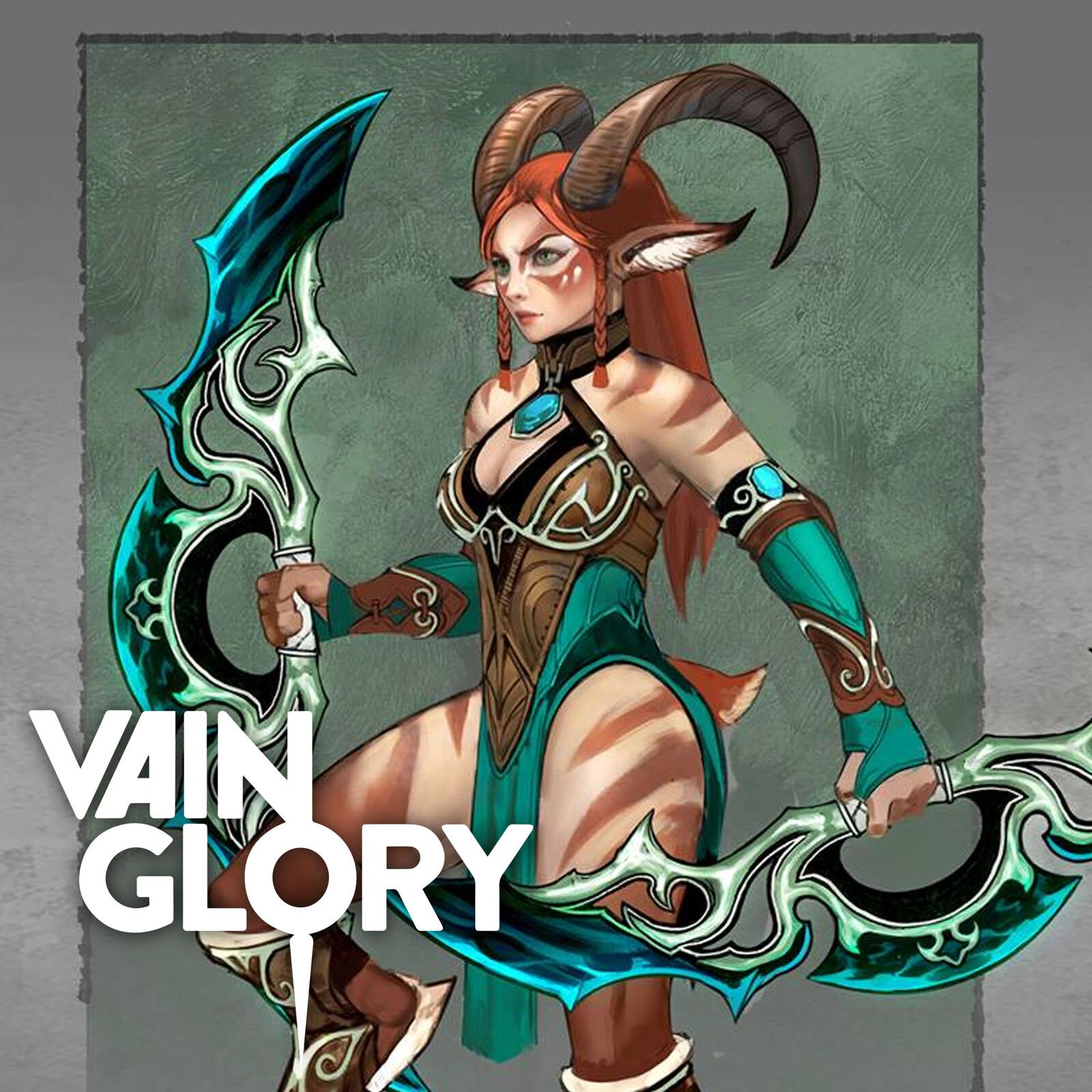 Inara - Vainglory Hero