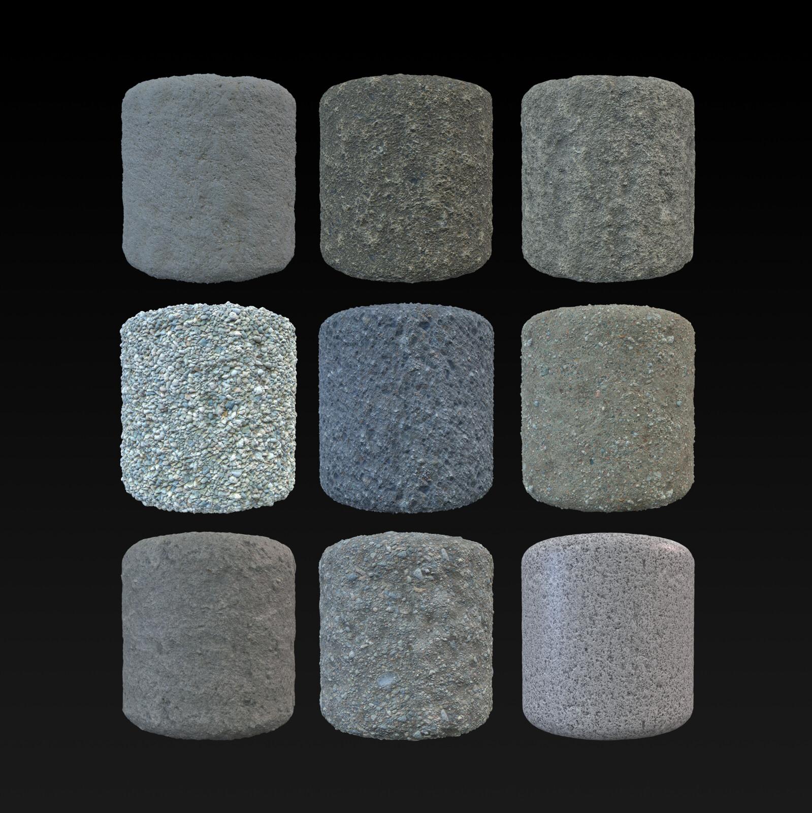 Scanned Materials - Lynn Vally