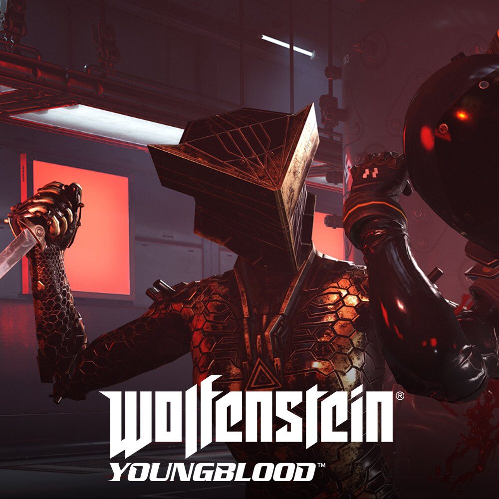 Wolfenstein: Youngblood - Da'at Yichud Power Suits