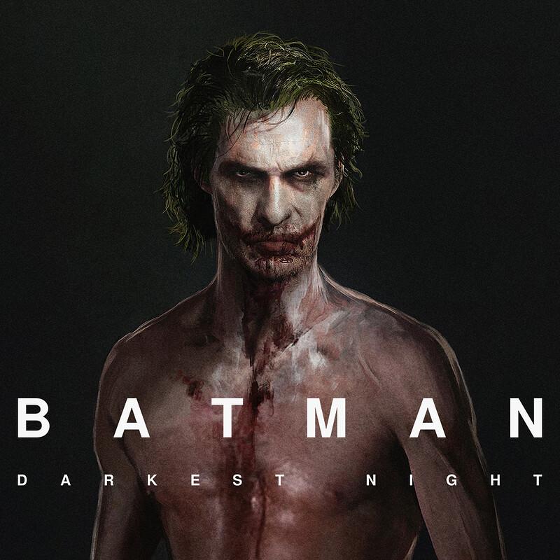 Batman: Darkest Night - Joker