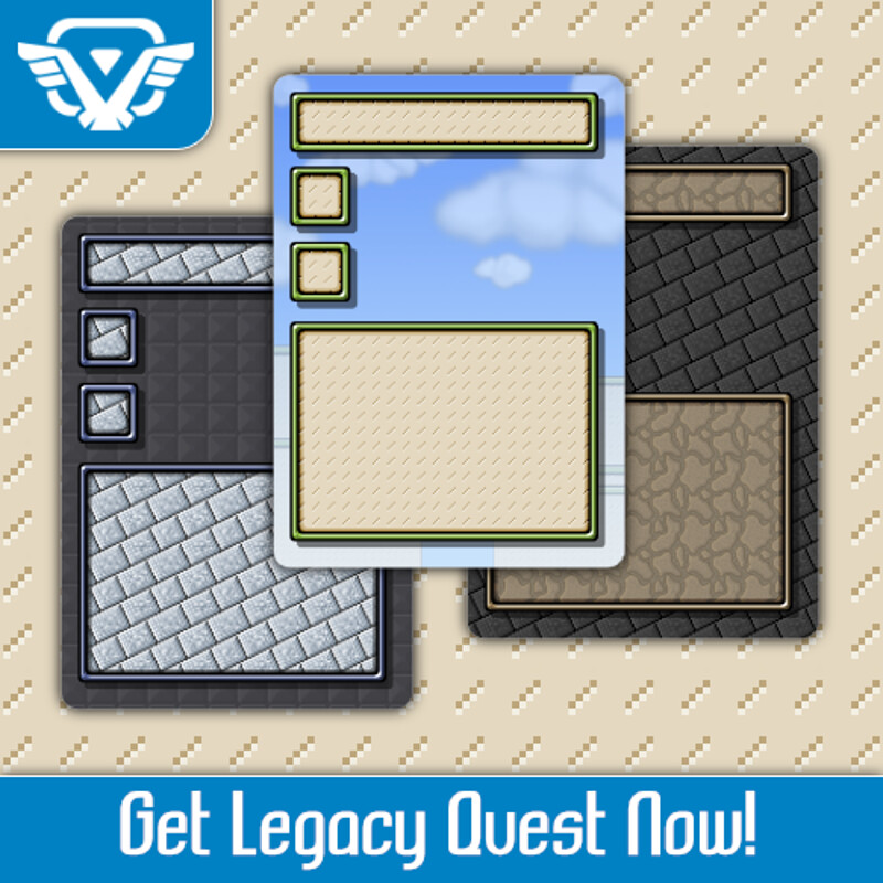 Legacy Quest Asset Pack