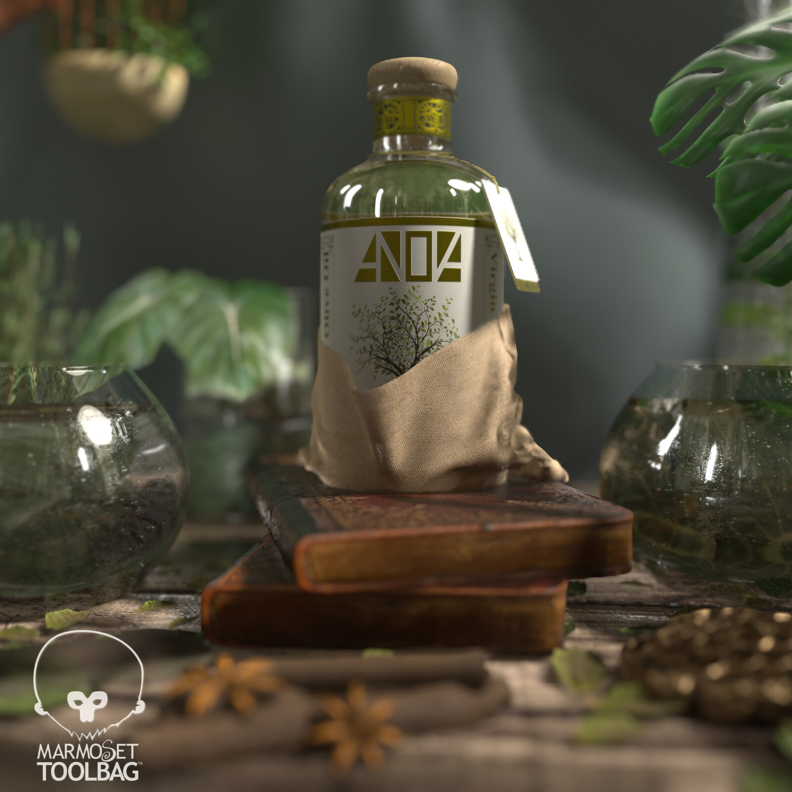 Tutorial - Realtime Still Life Scene Creation