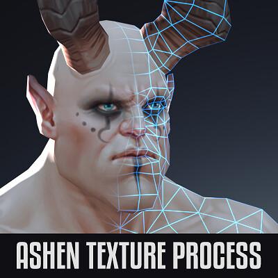 Wendy de boer ashen base body process icon