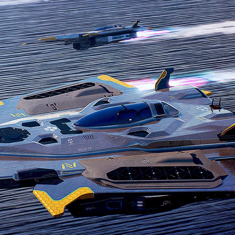 M27_Fighter Jet