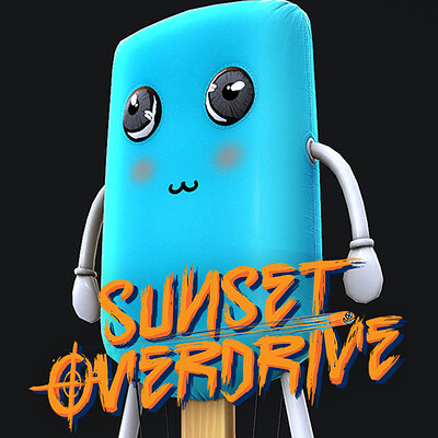 Popsicle Blimp -Sunset Overdrive