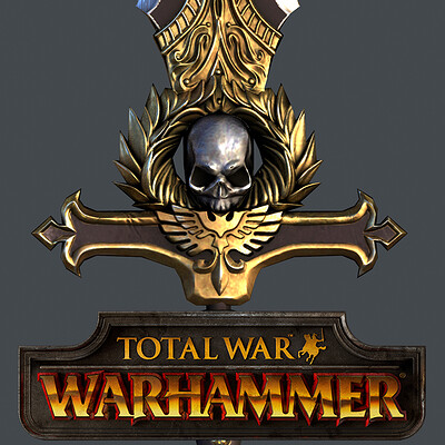 Empire Swords - Warhammer: Total War