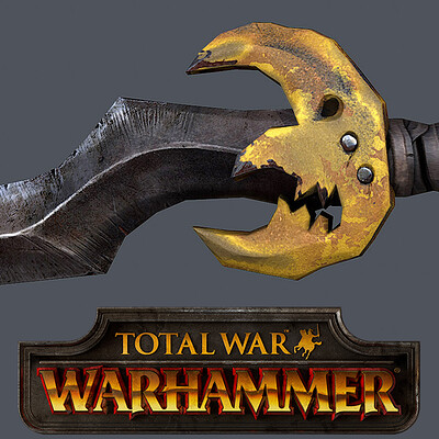 Bad Guy Swords - Warhammer: Total War