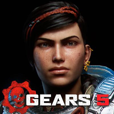 Gears 5 - Kait Diaz