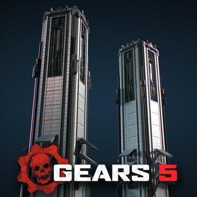 Gears 5 - COG Tower