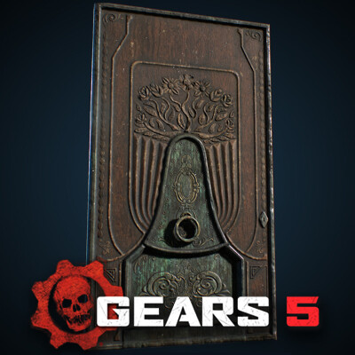 Gears 5 - Mausoleum Door