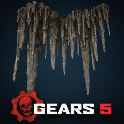 Gears 5 - Misc Organic Assets
